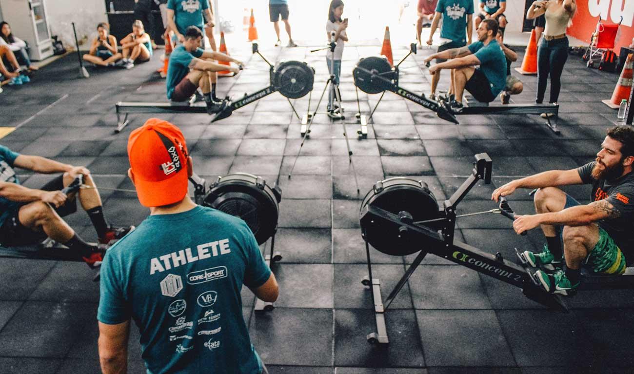 Gym Group Training