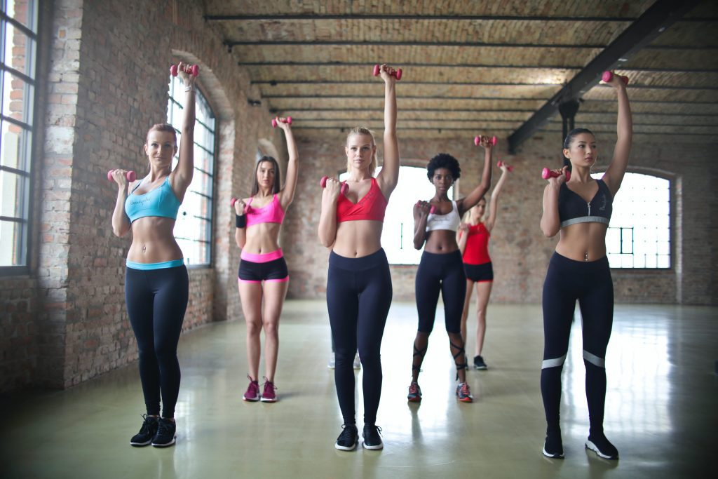 Ladies Group Training Sessions